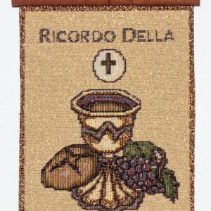 Tapestry Recall of First Communion