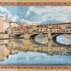 Tapestry Ponte Vecchio – Florence