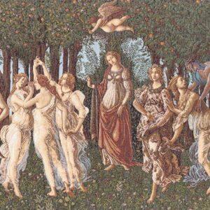Arazzo Primavera  – Botticelli