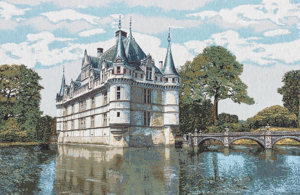 Azay le Rideau - Castello della Loira