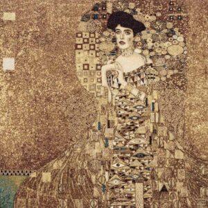 Adele Bloch Tapestry-Bauer – Klimt
