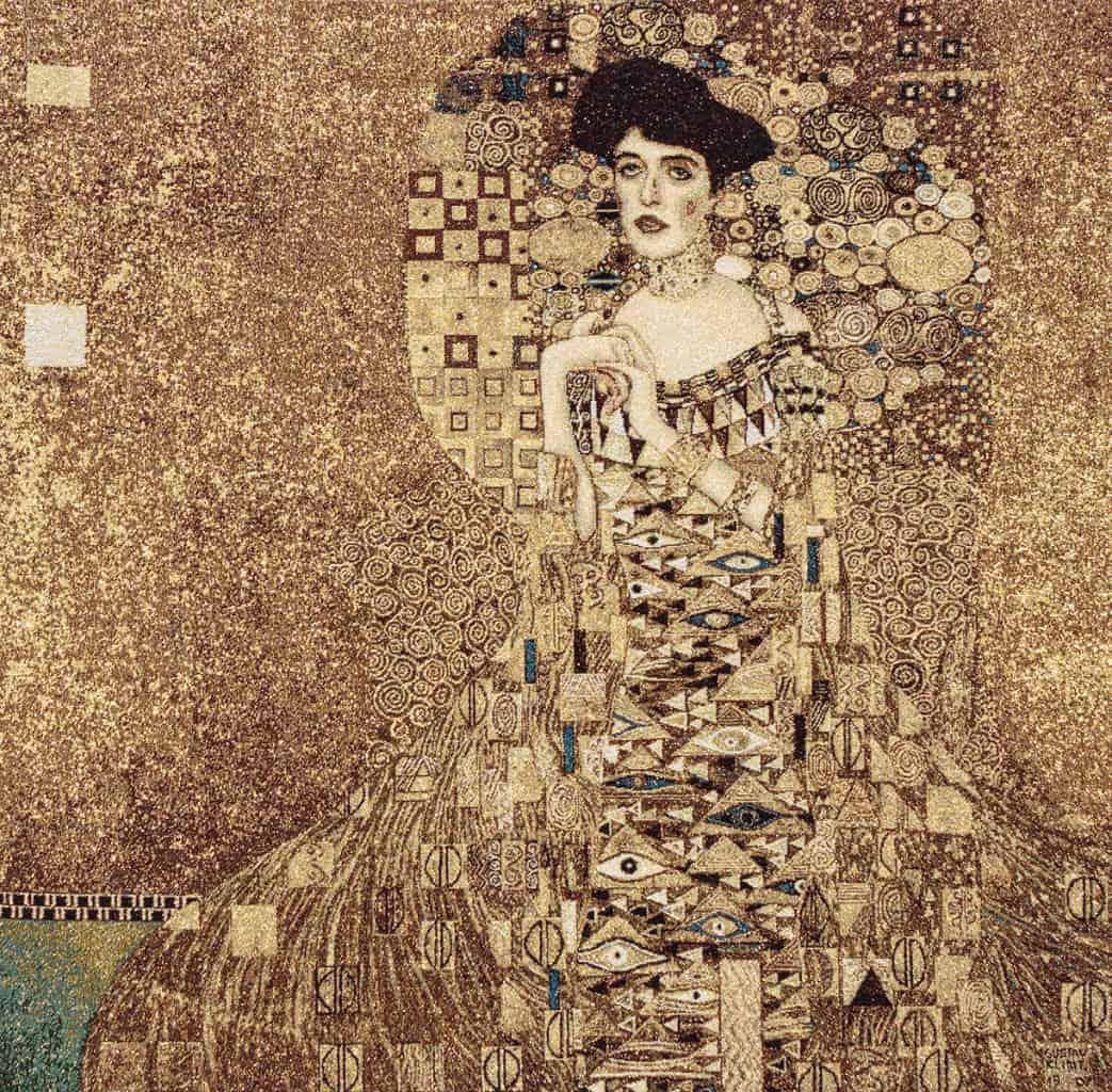 Adele Bloch-Bauer - Klimt