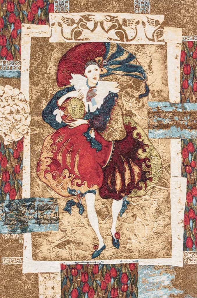 Jester Tapestry