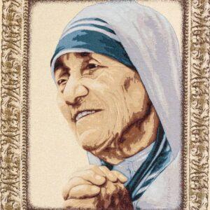 Mother Teresa tapestry