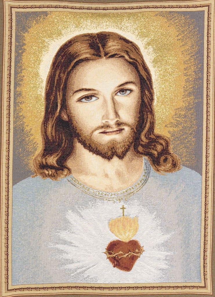 Tapestry Jesus trust in you