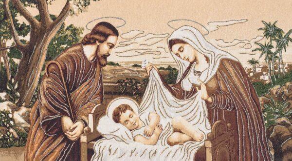 Santa famiglia - Natività