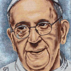 Arazzo Papa Francesco