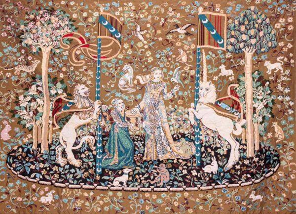 Dama e unicorno - Cluny