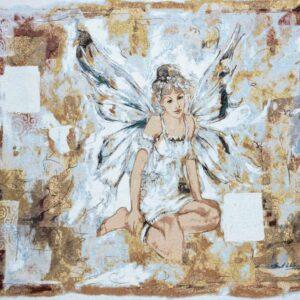 Fantasy Fairy Tapestry