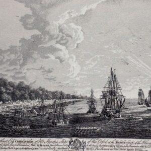 Arazzo Flotta inglese