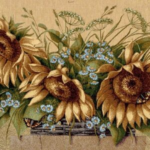 Tapestry Sunflowers