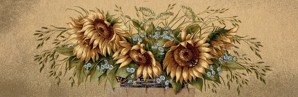 Tapestry Sunflowers