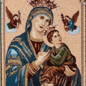 Arazzo Madonna del perpetuo soccorso