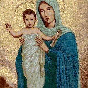 Arazzo Regina degli Apostoli