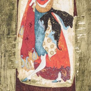 Lute Player Tapestry