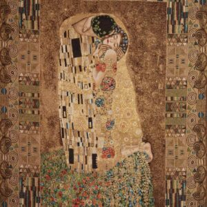 Taprsry the Kiss – Gustav Klimt
