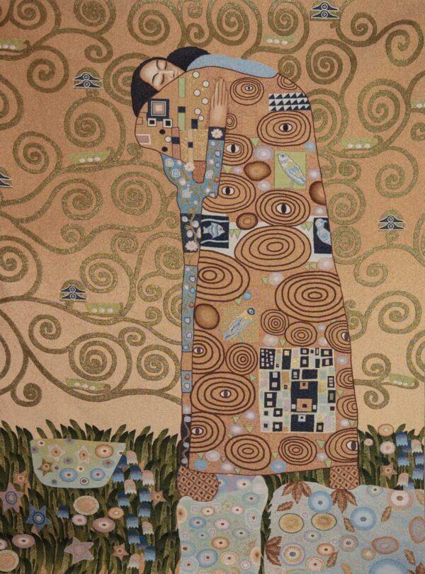 Abbraccio - Gustav Klimt