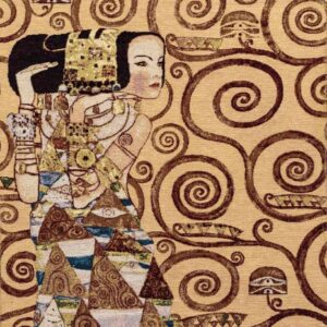 Attempt Tapestry – Gustav Klimt