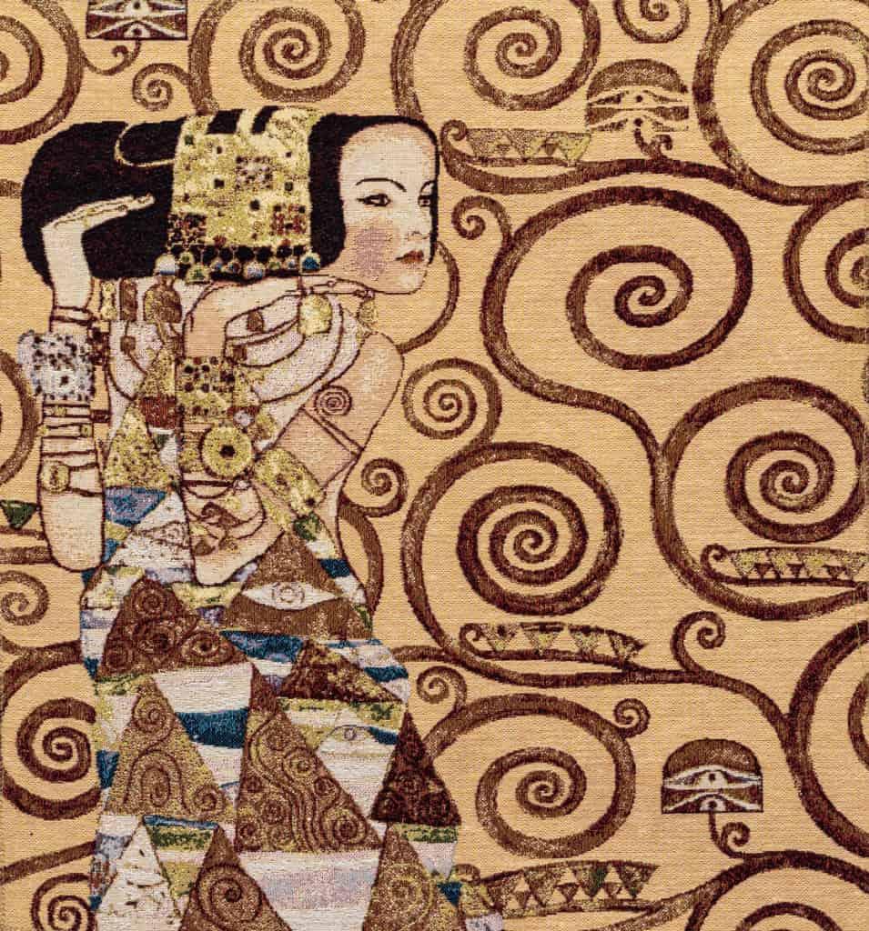 Attesa - Gustav Klimt