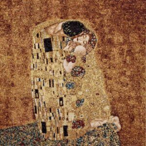 Tapestry The Kiss by Gustav Klimt