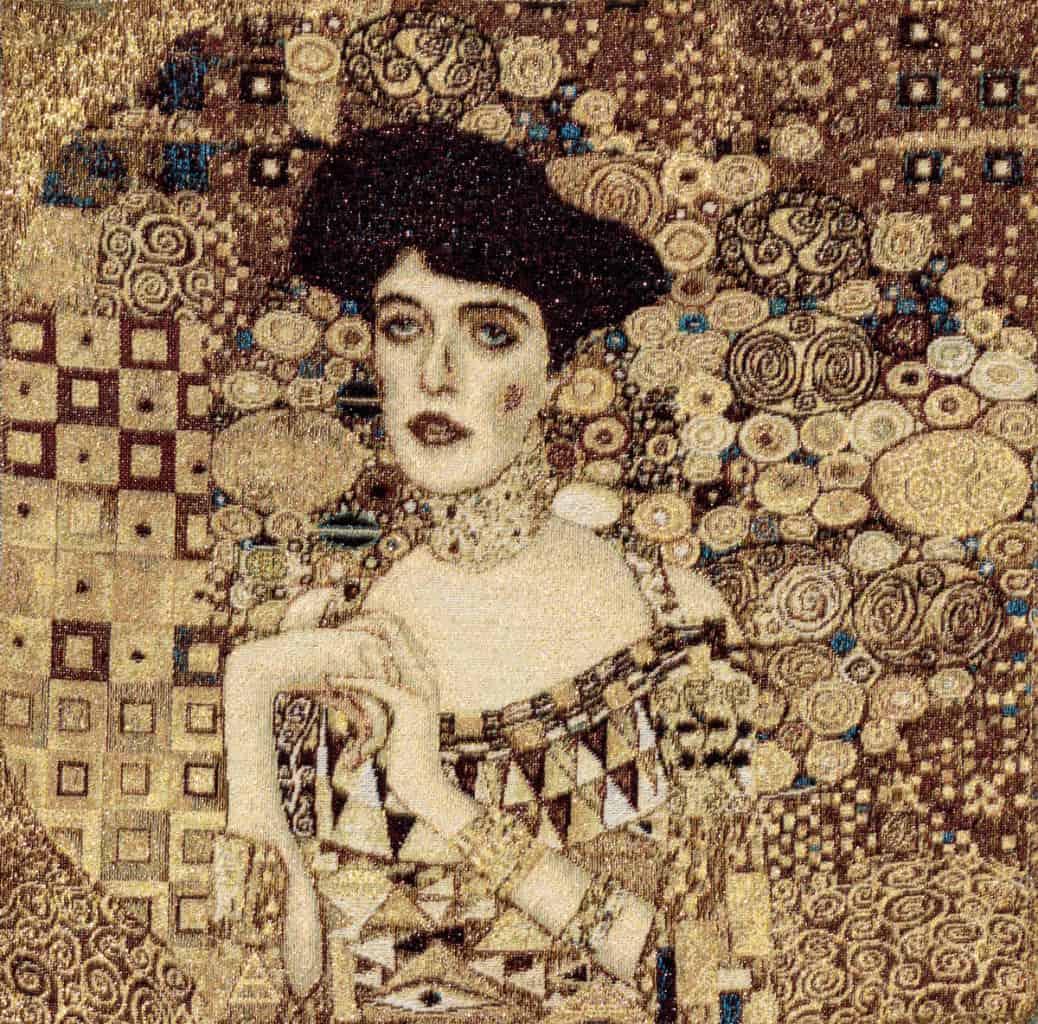 Tapestry Adele Bloch - Bauer - Klimt