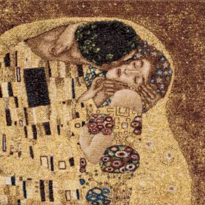 The  Kiss – Gustav Klimt