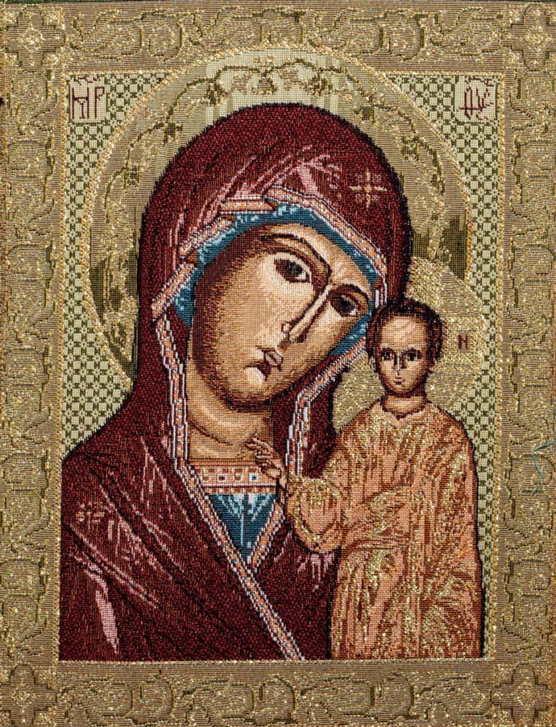 Madonna Icona