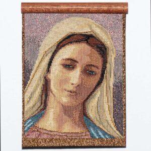 Tapestry Madonna of Medjugorje