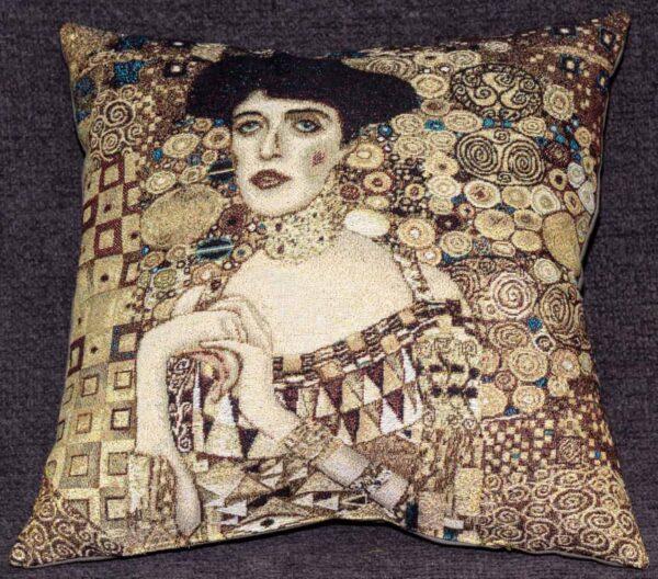 Cuscino Adele Gustav Klimt