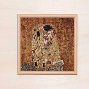 Arazzo Quadro Il Bacio di Klimt