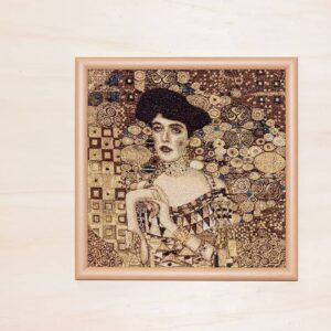 Arazzo Quadro Adele di Klimt