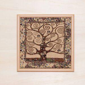 Arazzo Quadro Albero della Vita di Klimt