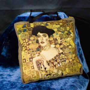 Arazzo Borsa Adele di Klimt