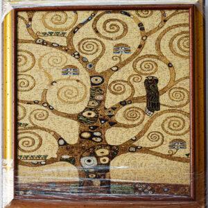 Arazzo Quadro Albero della vita (1) Klimt