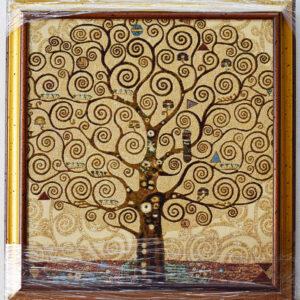 Arazzo Quadro Albero della vita (2) Klimt