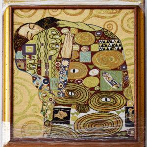 Arazzo Quadro Abbraccio Klimt